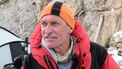 Krzysztof Wielicki alpinista