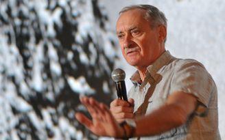 Krzysztof Wielicki alpinista wystąpienie